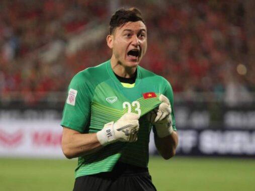 Top 5 thủ môn xuất sắc nhất Việt Nam trong lịch sử bóng đá