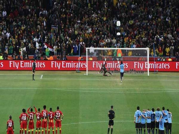 Luật đá luân lưu bóng đá được FIFA quy định ra sao?