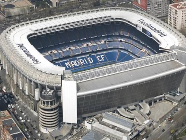 Sân vận động Santiago Bernabéu - Thánh địa kền kền Real Madrid