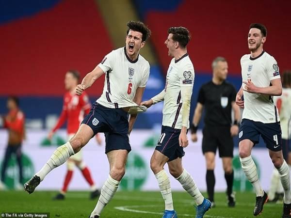 Tin bóng đá 1/4: Harry Maguire tỏa sáng giúp Anh đánh bại Ba Lan
