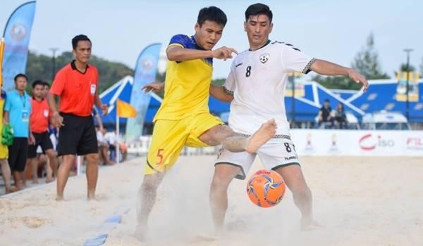 Tìm hiểu về giải vô địch bóng đá bãi biển thế giới