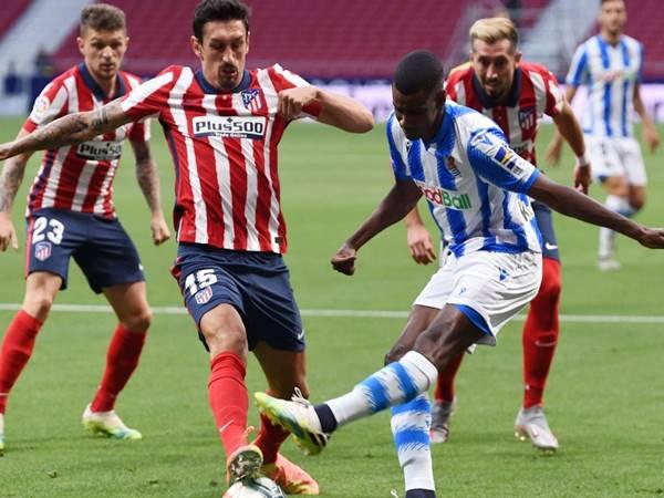 Nhận định trận đấu Atletico vs Sociedad (3h00 ngày 13/5)