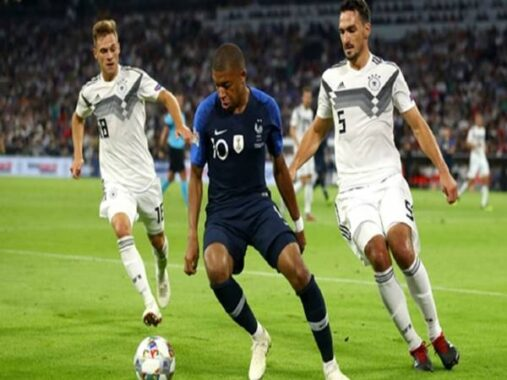 Dự đoán bóng đá trận Pháp vs Đức (2h00 ngày 16/6)