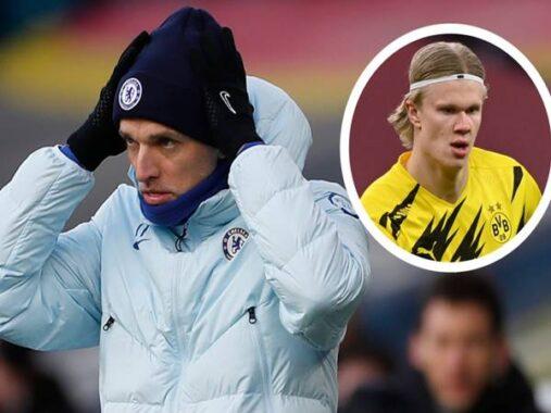 Chuyển nhượng 12/7: Tuchel muốn Chelsea sớm đem về Haaland