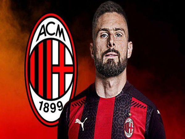 Chuyển nhượng sáng 15/7: AC Milan chiêu mộ Giroud giá 1 triệu Bảng