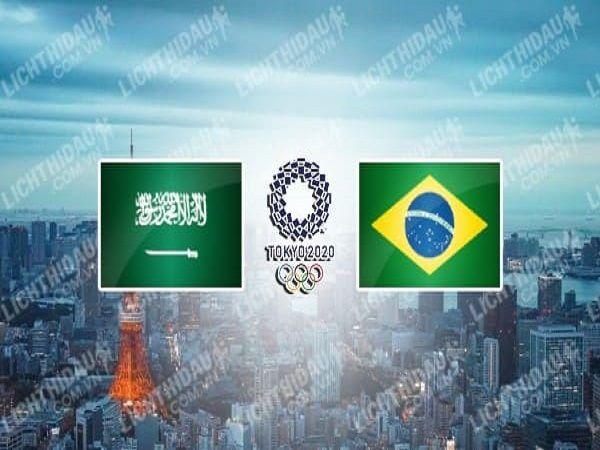 Nhận định U23 Saudi Arabia vs U23 Brazil – 15h00 28/07/2021, Olympic 2020