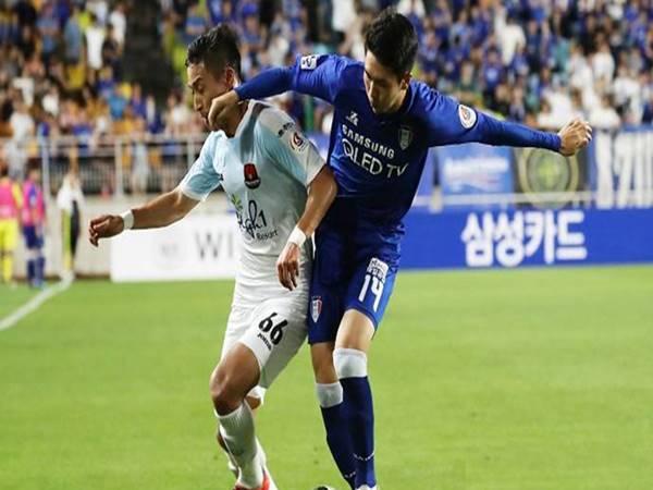 Nhận định trận đấu Gangwon vs Suwon Bluewings (17h00 ngày 11/8)