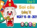 Soi cầu XSQT ngày 16/9/2021 – Soi cầu đài xổ số Quảng Trị thứ 5