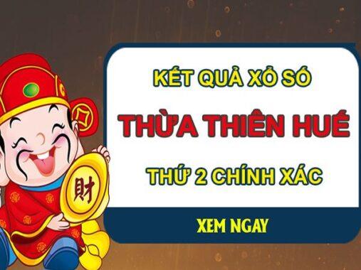Soi cầu SXTTH 18/10/2021 thứ 2 đài Thừa Thiên Huế