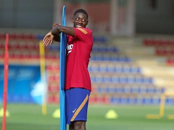 Chuyển nhượng MU 12/10: Man Utd đặc biệt quan tâm đến Dembele